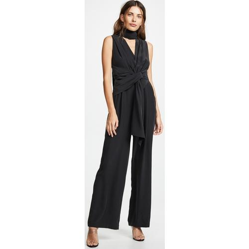 Acler Alma Silk Jumpsuit  ACLER30091