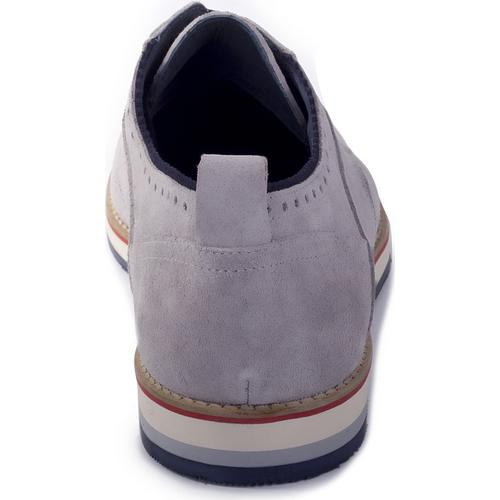 MEN'S HERITAGE low shoes  RT_SIRO_GRIS