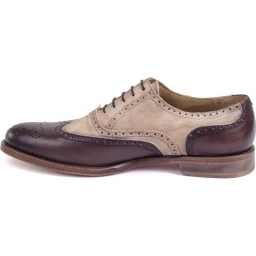 MEN'S HERITAGE oxfords  CRASERRO_BEIGE_MARRON