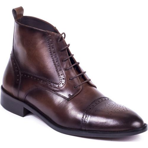 ORTIZ REED boot  CEDESMA_MARRON